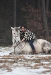 Steffi Pferdetrainer Reitlehrer