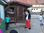 Mickey Mouse auf dem Raffelshof